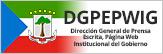 Dirección General Base Web e Internet